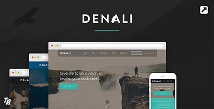 Denali WordPress Theme