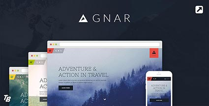 Gnar WordPress Theme